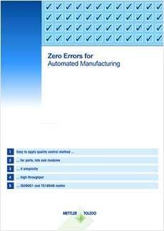 白皮书:零误差部件、模块与电子套件制造