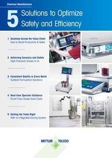6 Case Studies: Ensuring Safe, Efficient Chemical Manufacturing
