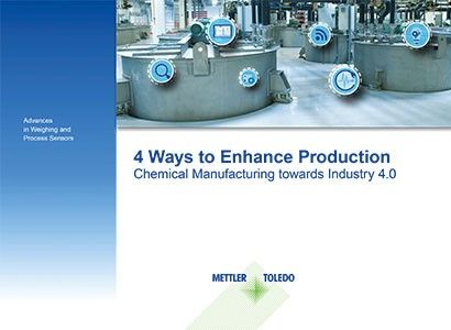 This Smart Chemical Manufacturing Ebook - Industry 4 0