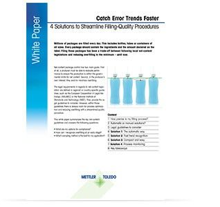 White paper: Catch Error Trends Faster