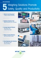 Download 5 Case Studies to Ensure Safety and Productivity in