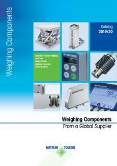 Katalog für Wägekomponenten
