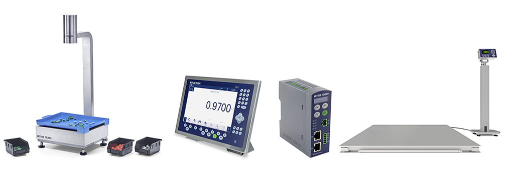 Industrial Weighing Catalog 2020/21