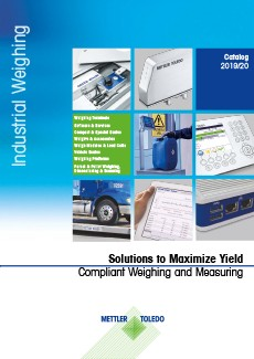 Katalog for industriell veiing