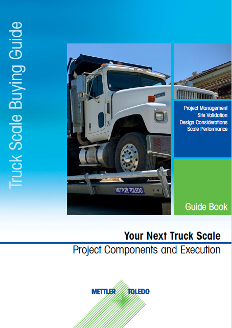 Truck Scale / Weighbridge Buying Guide - Edition 2