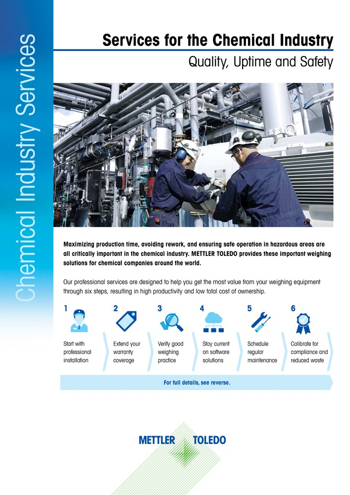 Quick Guide: Professional Services for the Chemical Industry