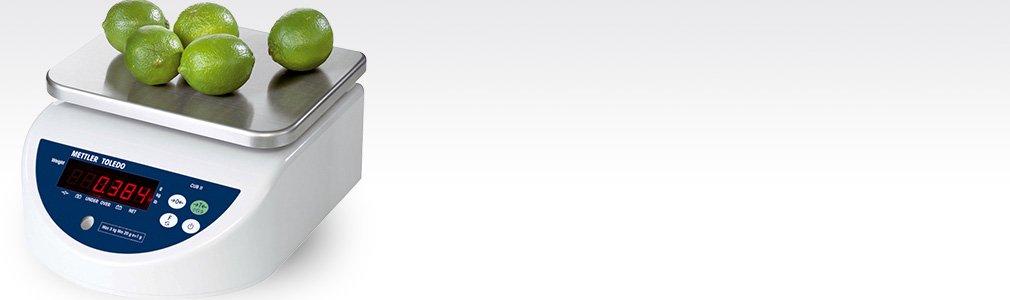 BPA224-Kompaktwaage für Lebensmittelanwendungen