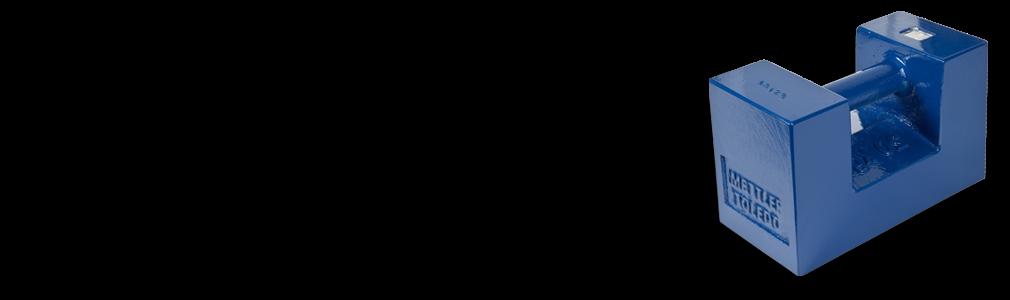 OIML M1-M3, Cast Iron