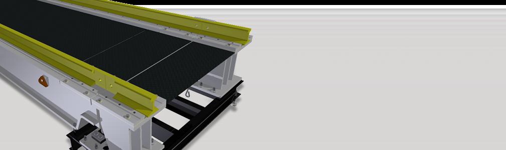 坚固耐用的轨道衡秤台,多项设计,产品性能卓越