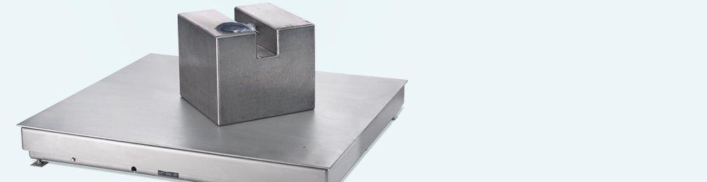 Plataformas de pesaje de alta precisión PFK9