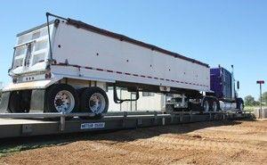 Truck scale, Weighbridge