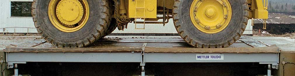 Scales used in off-road applications
