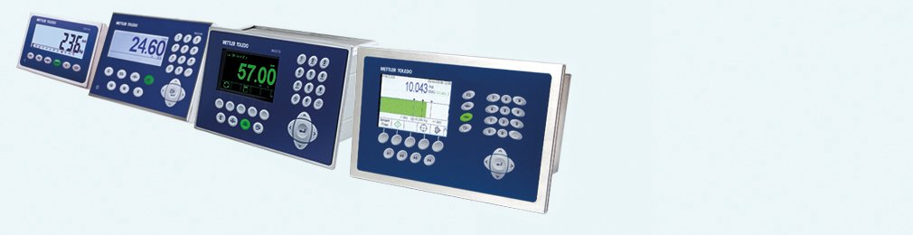 Scale indicator, weight indicator and scale controller systems