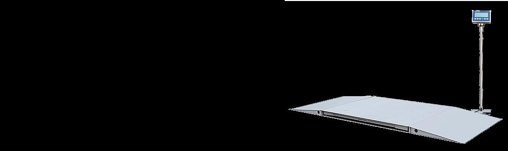 Komplette gulvvektpakker for enkel veiing