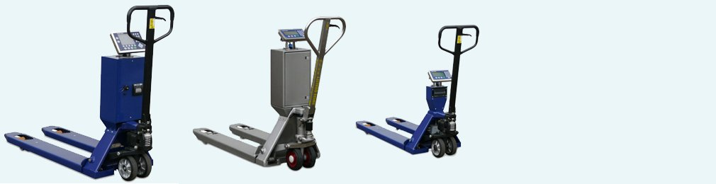 Mobile Pallet Truck Scales