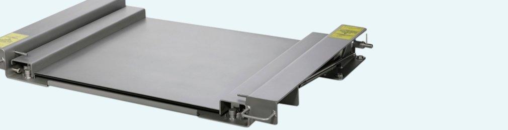 PUA669 Floor Scale