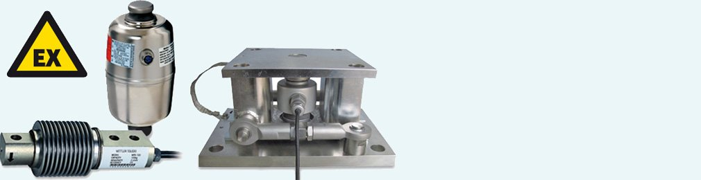 Weigh Modules, Load Cells and Weight Sensors for Hazardous Area