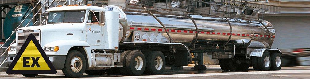 Weighbridges and Truck Scales for Hazardous Area