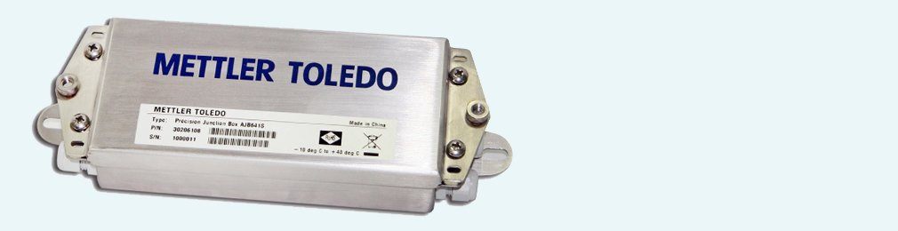 Analog Junction Boxes Overview Mettler Toledo