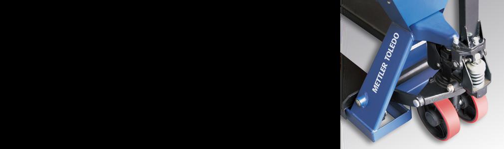 Básculas de transpaletas