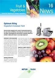 Fruit & Vegetables Newsletter 16