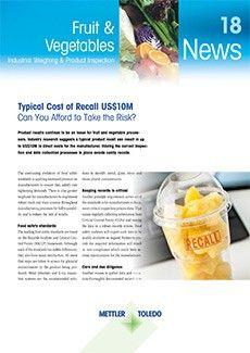 Fruit & Vegetables News 18