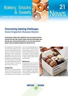 Snacks, Back- und Süsswaren News 21