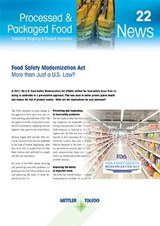 Processed & Packaged Food News 22