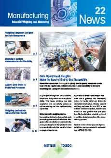 Manufacturing News 22