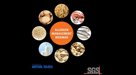 Gestion des allergènes - Pratiques de l'industrie, contrôle et prévention des étiquettes