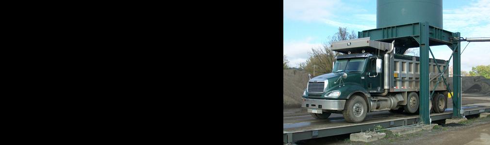 Pesage de camions