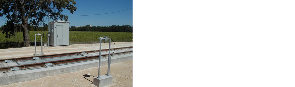 Coupled In-Motion (CIM) scales for rail car weighing