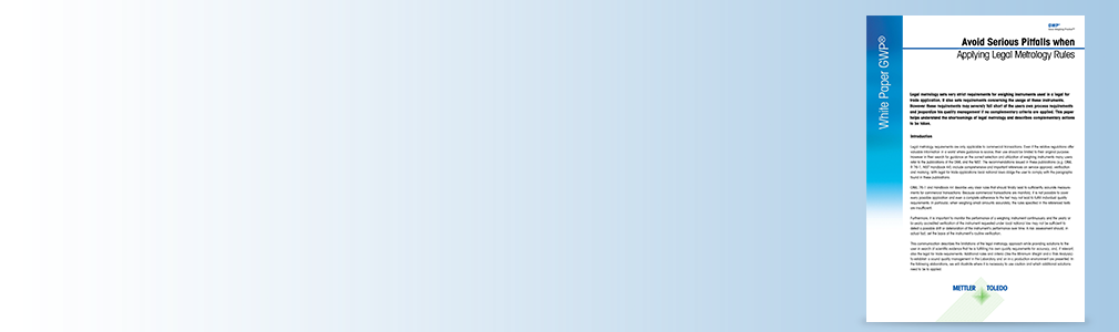 Evite Armadilhas: Aplique Regras de Metrologia Legal