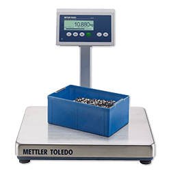 Scales for Dry & Dusty Environments