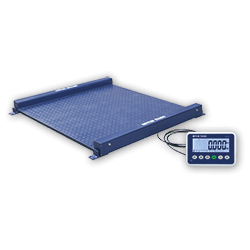 BUA Low Profile Floor Scale Solution
