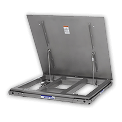PFA579lift Floor Scale