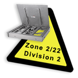 Floor Scales for Hazardous Areas