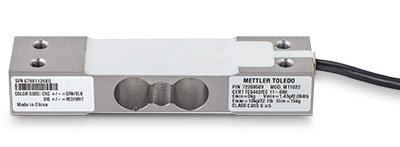 Célula de carga de aluminio de un solo punto