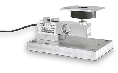 Threaded digital load cell