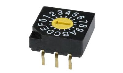 Rotary Switches for Easy Scale Adjustment