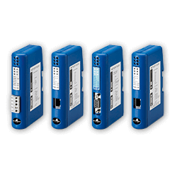 Fieldbus Modules Connect to Control Systems