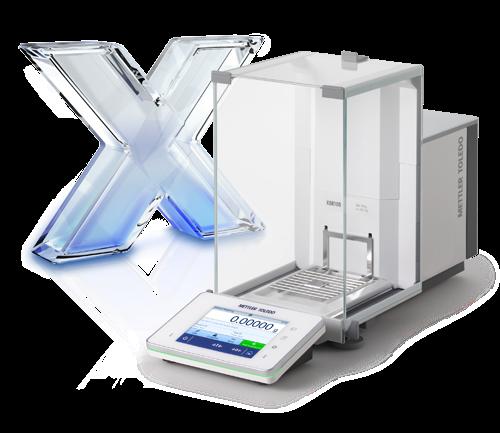 XSR Micro-Analytical Balance