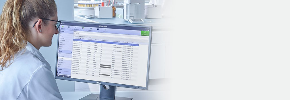controlled processes labx balance software