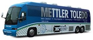 Have the Product Inspection Demonstration Bus Visit Your Plant!