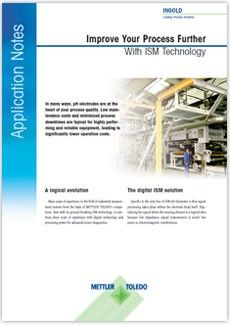 Application Note: Improve Your Pulp & Paper Process Further with ISM Technology