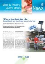 Meat & Poultry, Ready Meals Newsletter 6