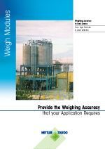 Weighing Accuracy Brochure