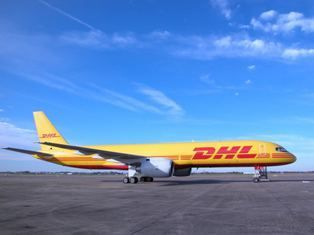 DHL Aviation Invest in Dimensioning, Weighing and Scanning Solutions