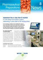 Pharmaceutical Preparation Newsletter 8