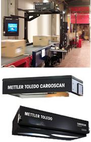 Laser measurement sensors for accurate dimensioning
